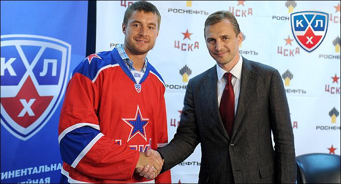 Сергей Гимаев и Сергей Фёдоров