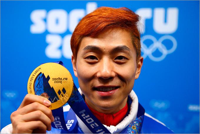 Виктор Ан — победа на дистанции 1000 метров