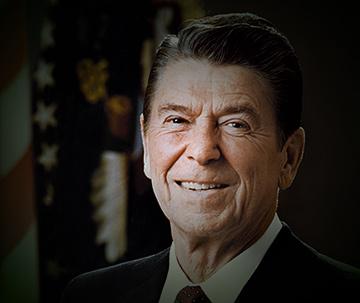 Криштиану Роналду получил своё имя в честь президента США Рональда Рейгана
