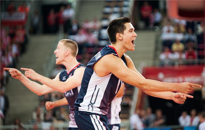 Сборная США переиграла Сербию – 3:1
