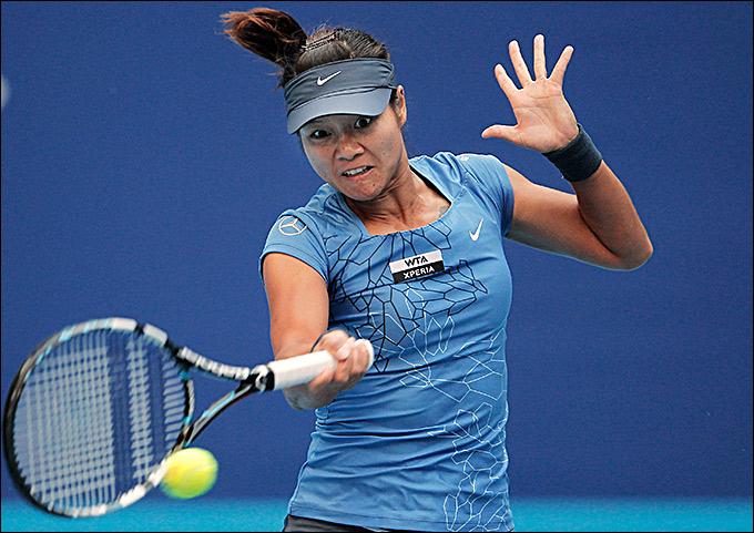 Ли На стала последней участницей итогового турнира года