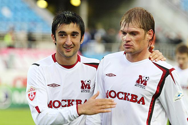 Александр Самедов и Станислав Иванов