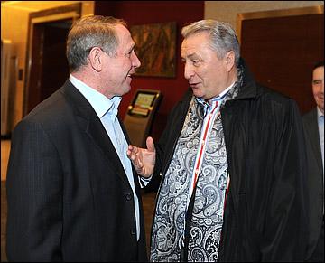 Владимир Голиков и Александр Якушев