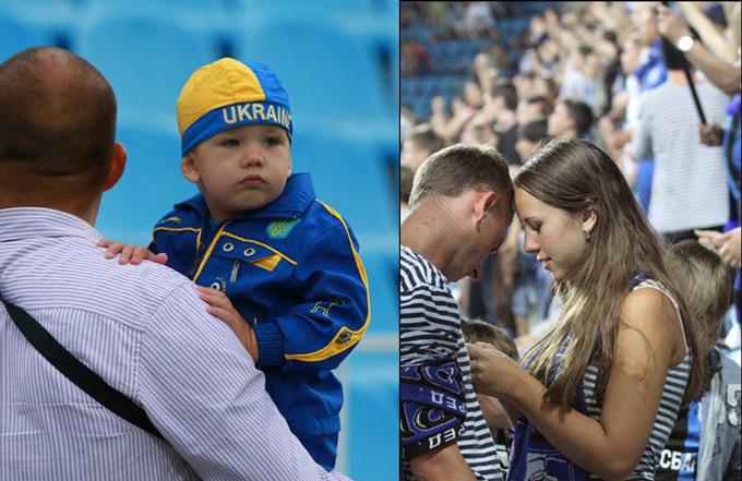 В Киеве и в Одессе