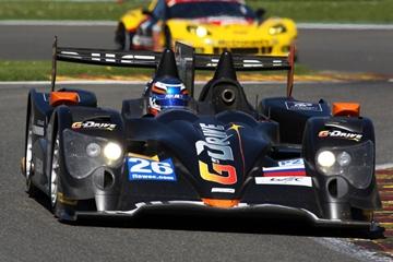 "G-Drive Racing в ""6 часах Спа-Франкоршам"""