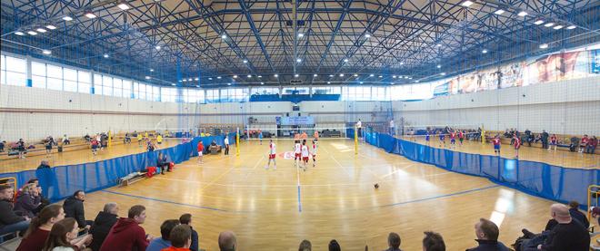 «Ещё один день волейбола» в Калининграде