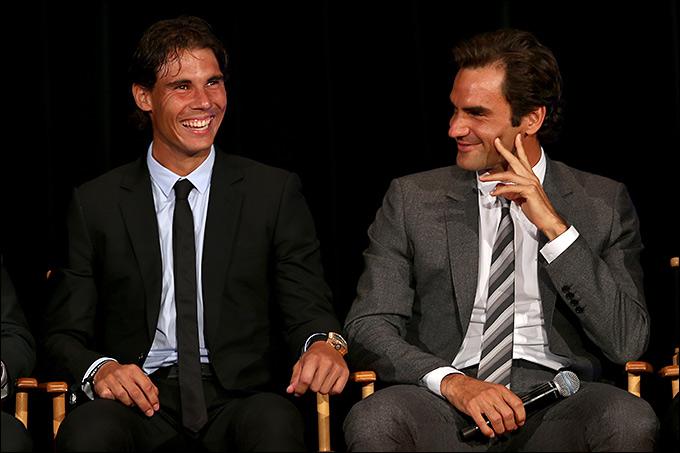 Роджер Федерер и Рафаэль Надаль могут встретиться в четвертьфинале.