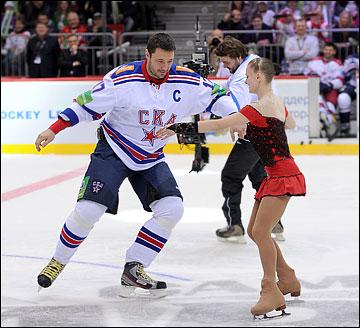 Ковальчук – очень опытный игрок и понимает ситуацию