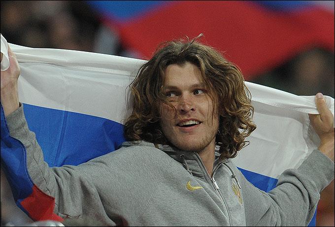 Олимпийский чемпион-2012 в прыжках в высоту Иван Ухов