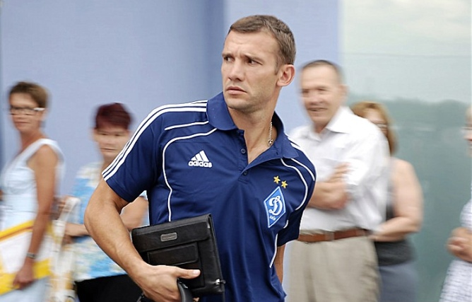 Андрею Шевченко гарантировано в Казани повышенное внимание