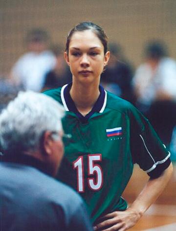 Екатерина Гамова – самый результативный игрок Гран-при 2006 года