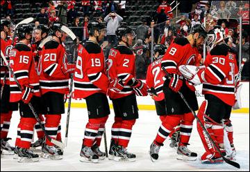 """Как дела, НХЛ? """"Нью-Джерси Дэвилз"""". Культ личности Бродо"""