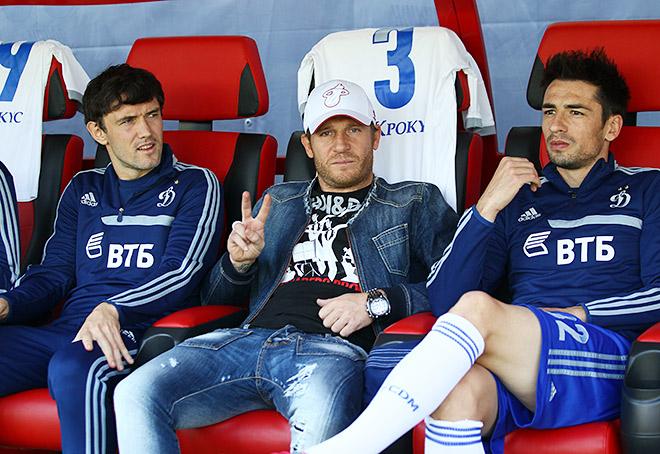 Андрей Воронин принял решение покинуть московское «Динамо»
