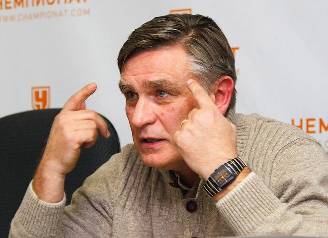 Главный тренер «Торпедо» Валерий Петраков