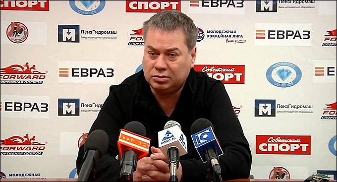 Александр Китов: Алексей Косоуров выбран капитаном единогласным решением тренеров