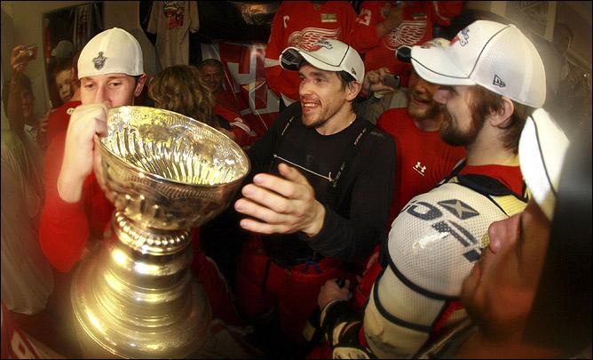 Русский сезон в НХЛ. Павел Дацюк и Кубок Стэнли