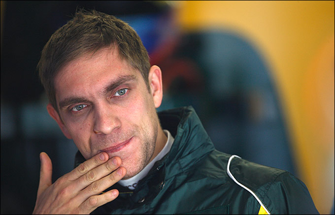 Виталий Петров остался без Формулы-1