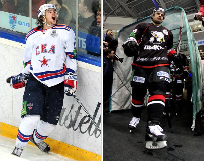 Игроки недели: Виктор Тихонов и Ян Булис