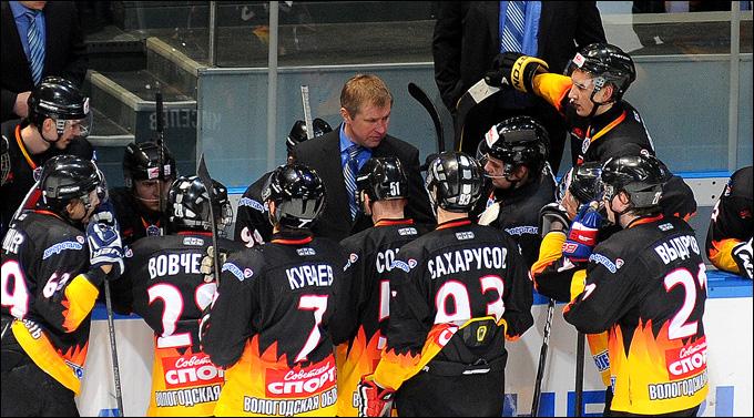 Евгений Михалкевич и его команда