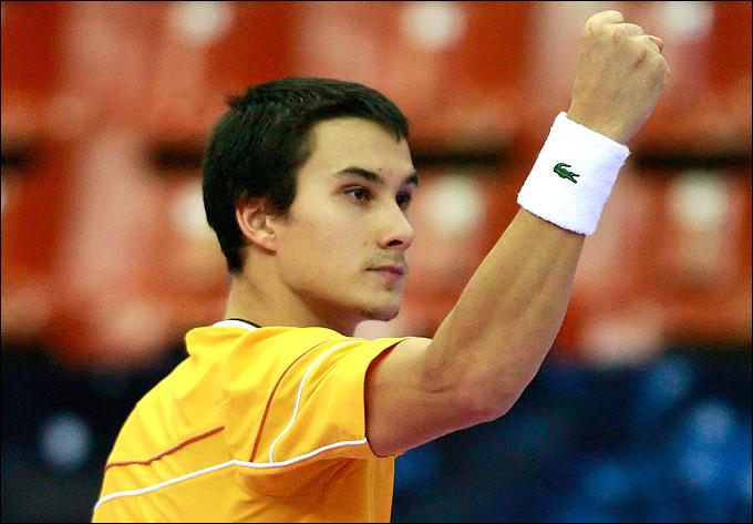 Евгений Донской выиграл челленджер в Казахстане