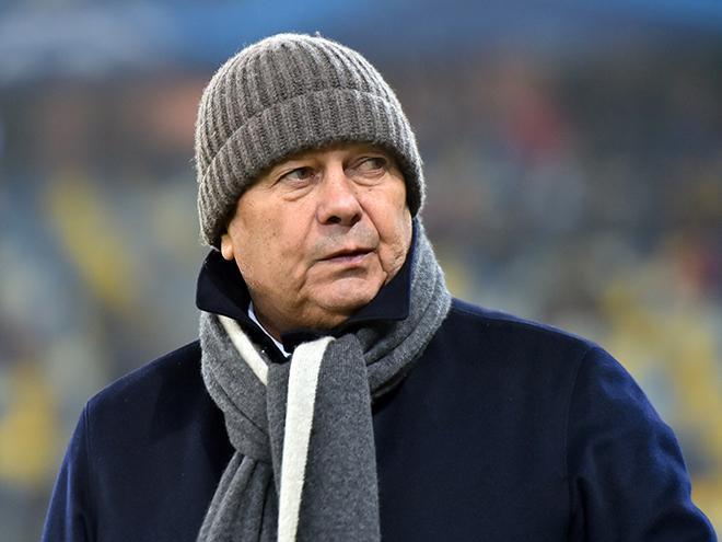 Главный тренер «Шахтёра» Мирча Луческу