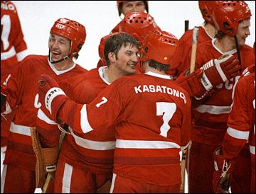 Есть решающая победа! СССР — Чехословакия — 2:0