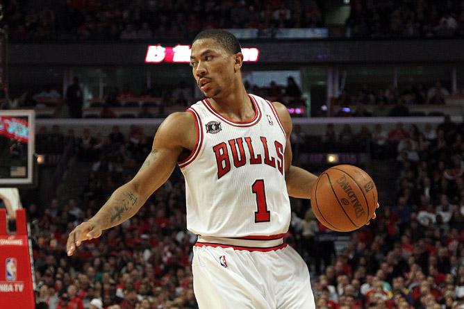 Деррик Роуз — главная баскетбольная надежда Чикаго