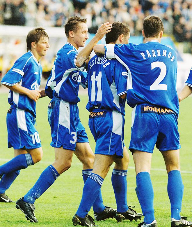 2003: ЦСКА – «Зенит»