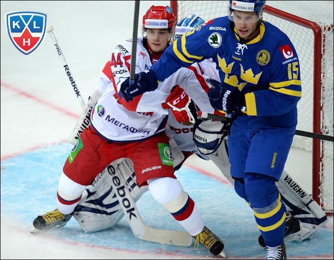 Егор Яковлев в составе сборной России