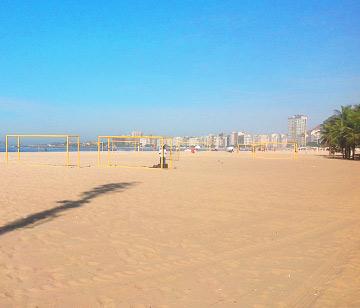 Знаменитый пляж Копакабана