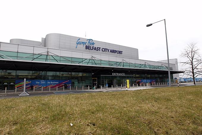 Городской аэропорт Белфаста