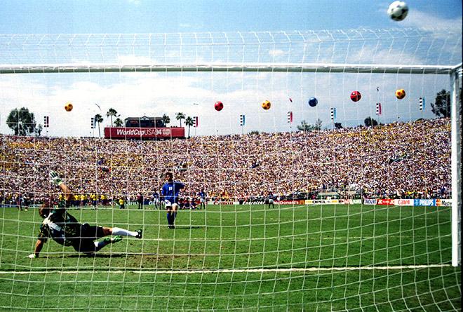 Чемпионом мира 1994 года стала сборная Бразилии