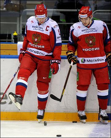 Илья Никулин и Богдан Киселевич