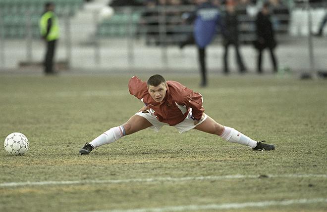 Марат Измайлов в сборной России