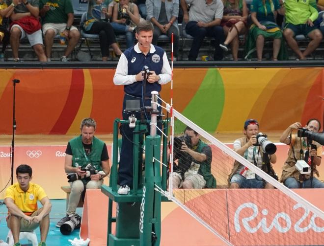 ои 2016 волейбол россия бразилия