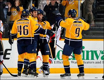 "Как дела, НХЛ? ""Нэшвилл Предаторз"""