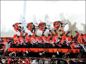 "Итоги сезона НХЛ. ""Чикаго Блэкхоукс"""