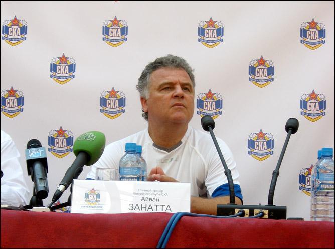 Пресс-конференция СКА 26.07.2010. Фото 04.