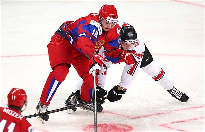 23 декабря 2012 года. Уфа. Товарищеский матч. Россия U-20 — Швейцария U-20 — 7:5