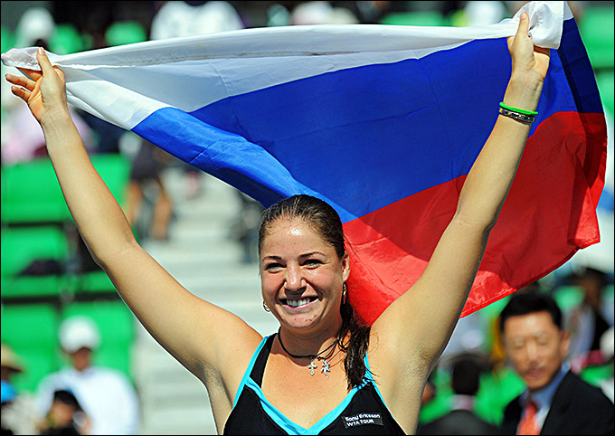 Алиса Клейбанова скоро вернётся на корт