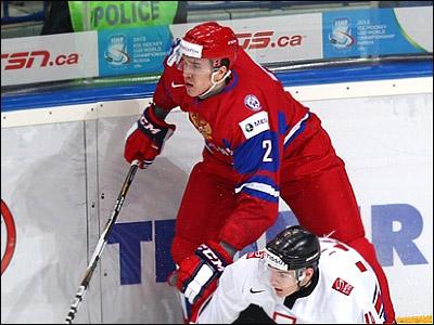 Никита Трямкин остался вне состава