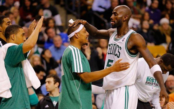 """Проведут ли Кевин Гарнетт и Пол Пирс, выигравшие с """"Бостоном"""" чемпионский титул пять лет назад, вместе ещё хотя бы сезон?"""