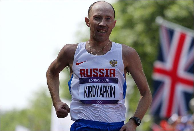 Сергей Кирдяпкин прошёл 50 километров, чтобы завоевать олимпийское золото