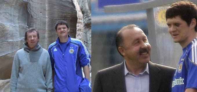 "Сёмин и Газзаев доверяли Тарасу место в ""основе"""