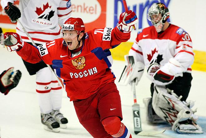 Легендарный гол Ильи Ковальчука на ЧМ — 2008
