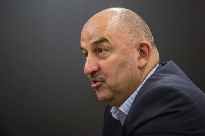Станислав Черчесов в гостях у «Чемпионата»