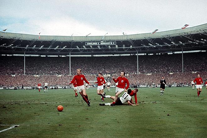 «Уэмбли». Финальный матч чемпионата мира 1966 года