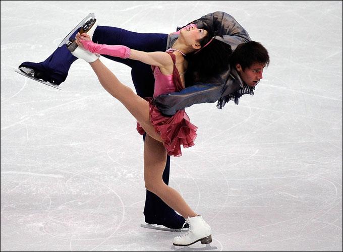 Выступление российской пары на ЧМ-2009 оставило неизгладимое впечатление