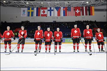 Молодёжная сборная Швейцарии