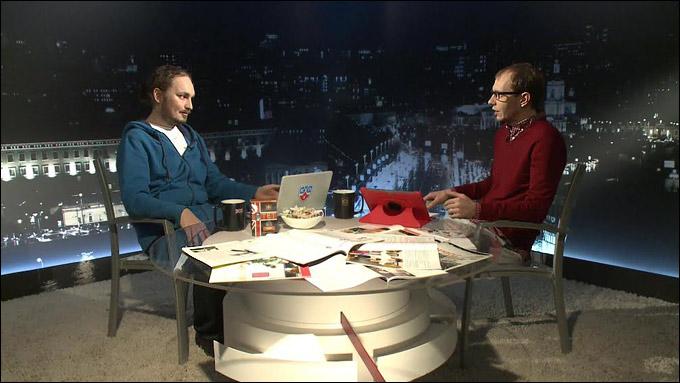 """Фарид Бектемиров в гостях у """"Трибуны"""" Романа Чернявского"""
